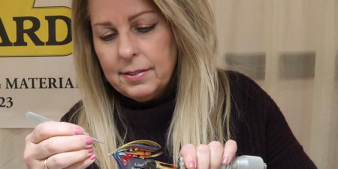 Linda Bachand (USA)